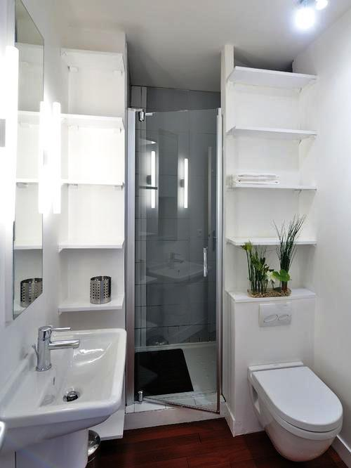 Amazing Small Bathroom Designs You'll Inspire You - Decor ... on Amazing Small Bathrooms  id=97209