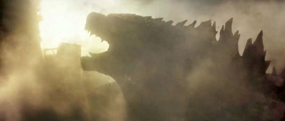 Godzilla movie 2014 big budget