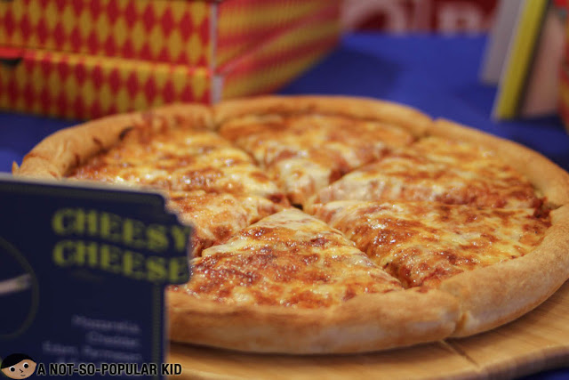 Cheesy Cheese of Pezzo Pizza