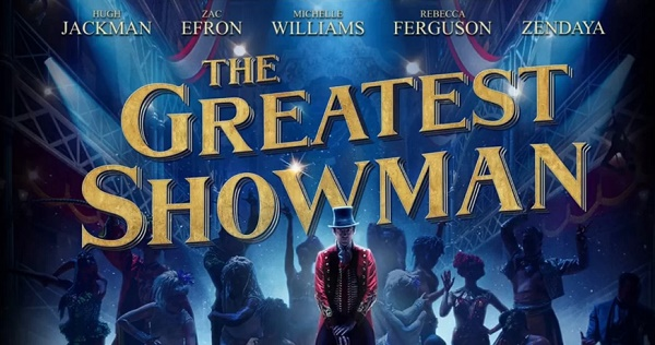 film desember 2017 the greatest showman