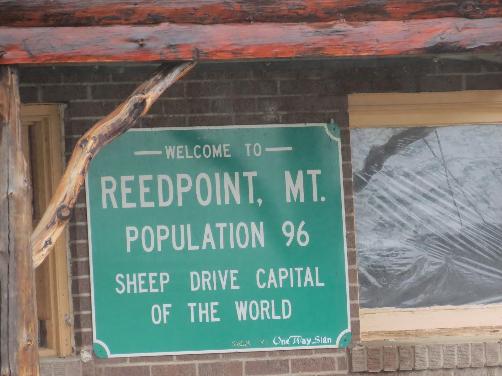 Where S Liz 2012 Reed Point Montana