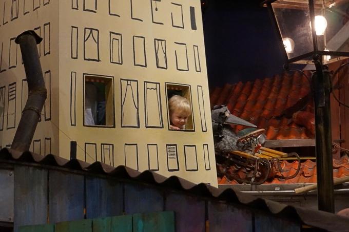 Ruotsin risteily Tukholmaan lasten kanssa - päivä Junibackenissa