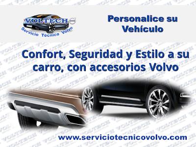 Accesorios Automoviles Volvo