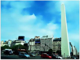 Los Guantes Mágicos - Obelisco, Buenos Aires