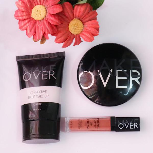 3 Produk dari Make Over Untuk Makeup Natural