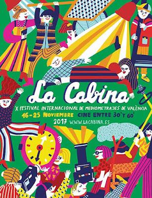 La Cabina – Festival Internacional de Mediometrajes de València