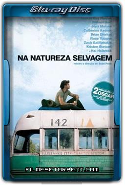 Na Natureza Selvagem Torrent 2007 720p BluRay Dublado