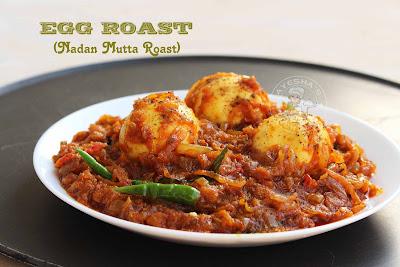 egg roast egg pepper roast mutta curry mutta roast kerala recipes indian egg recipe curry egg dishes side dish with egg