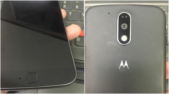Moto G4 Leaked Images