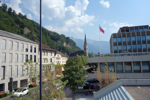 Liechtenstein, Vaduz, castle, alps, Europe, Principality, mountains, small countries, smallest country in the world, micro state, micro country, landscape, trips from Switzerland, German, Swiss Franc, Train, drive, rathaus, Parliament, cathedral, Gutenberg Castle, Balzers, Passport stamp,