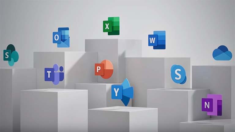 Ikon Microsoft Yang Telah Dirancang Ulang Akan Mendarat Ke Windows 10