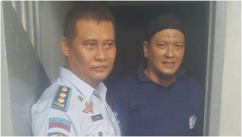 Fredy Budiman di Lapas Nusakambangan