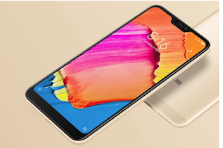 Cara mengambil screenshot di Xiaomi Redmi 6, Redmi 6A dan Redmi 6 Pro dengan 4 Metode
