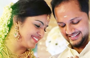 Sreejith and Tripti Wedding video