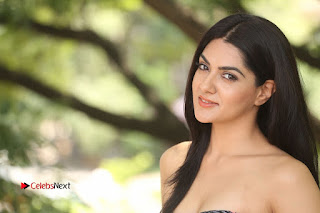 Actress Sakshi Chowdary Pictures in Ripped Jeans at Selfie Raja Interview  0211.JPG