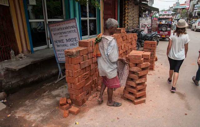 Precariedad en la India