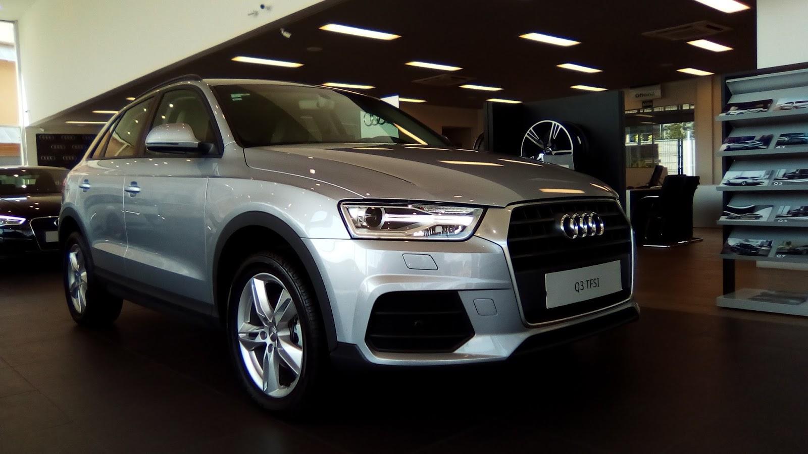 Vencedor de várias premiações, Audi Q3 está disponível com as melhores condições do ano
