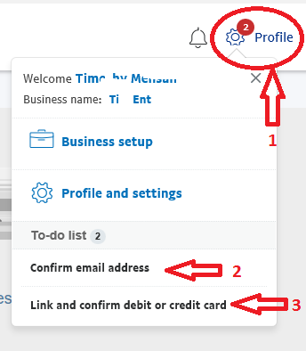 How to Verify Your PayPal Account - Ghana ~ Tips and Tricks