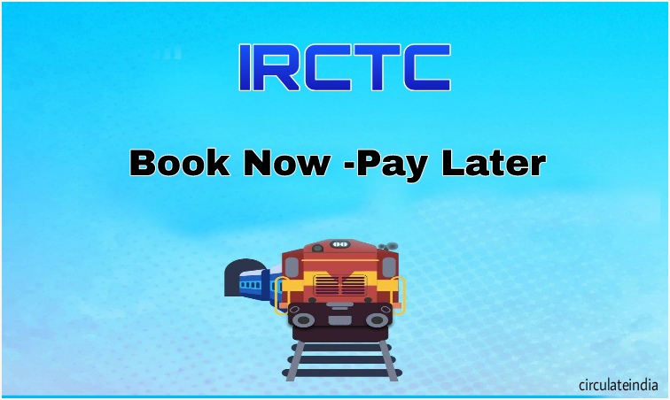 Circulate india for Book now pay later flights