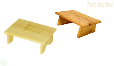 Wood step stool,পিঁড়ি