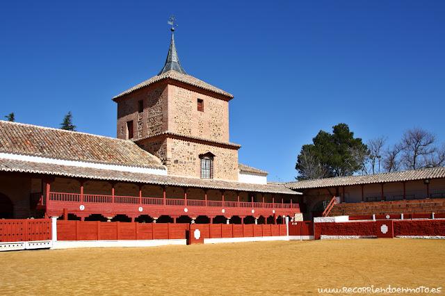 Torre de la ermita de las Virtudes