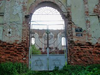 Стрый. Большая синагога. 1817 г.