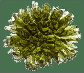 moldavitas  Besednice - en bruto - foro de minerales