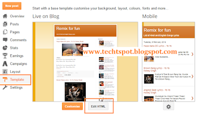 Add Customize Blogger Comment Box