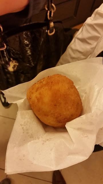 Street food-Catania