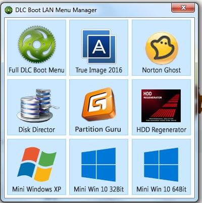 Download DLC Boot 2019 (v3.5) - Phần mềm tạo USB Boot, Cài Win 7/8/10 c