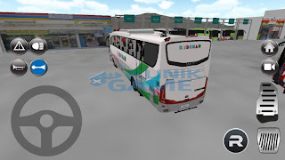 Download Game IDBS Bus Simulator mod apk 2.2 Bus Indonesia 1