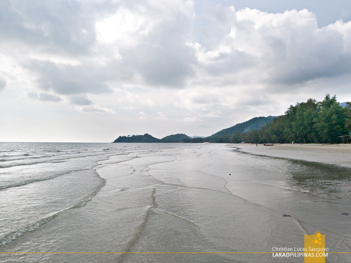 Koh Chang Klong Prao Beach