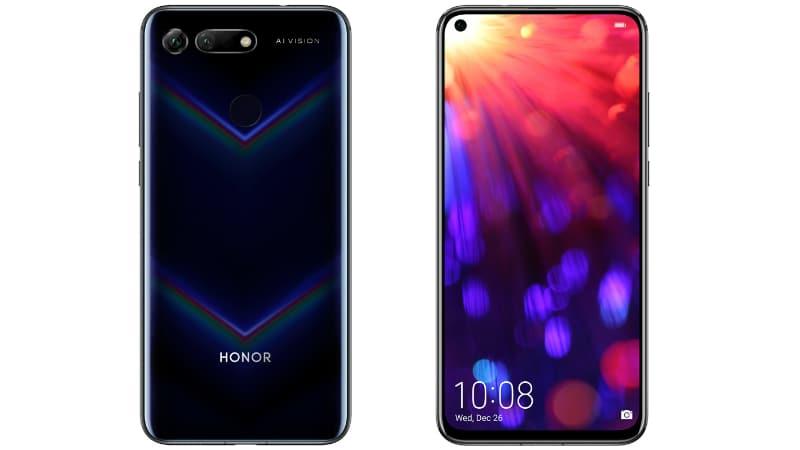 honor view 20 pro vs huawei nova 4