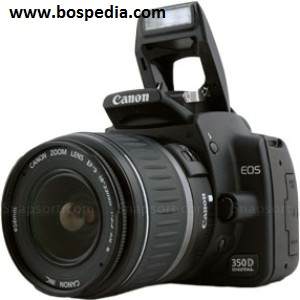 Harga dan Spesifikasi Kamera Dslr Canon 350D Terbaru 2016