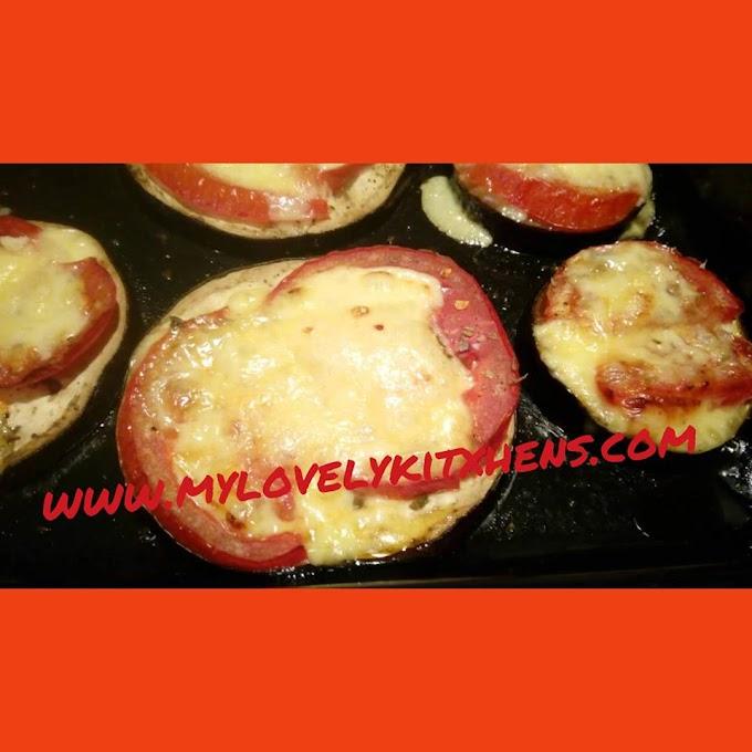 Fried vegetables-Zapeceno povrce