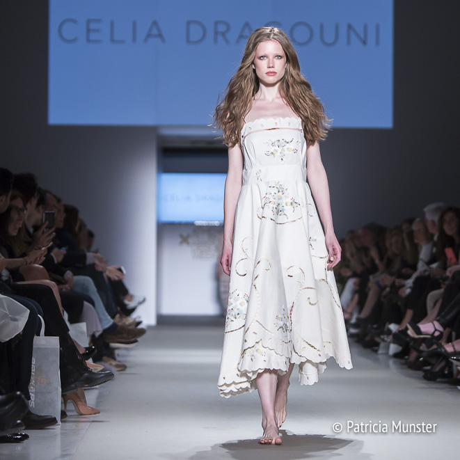 Greek Folklore Celia Dragouni Athens Fashion Week 2017