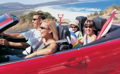 Recomendaciones para viajar y alquilar un automóvil en el exterior