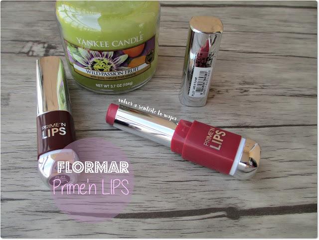 Labiales Prime'n Lips de Flormar