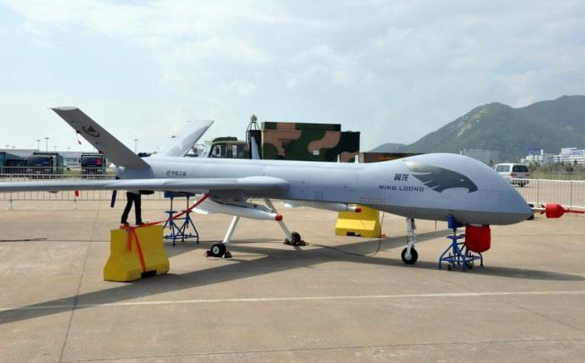 Asian Defence News China Unveils Yi Long Uav