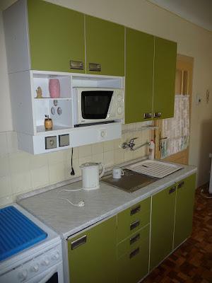 Dapur Rumah Sederhana