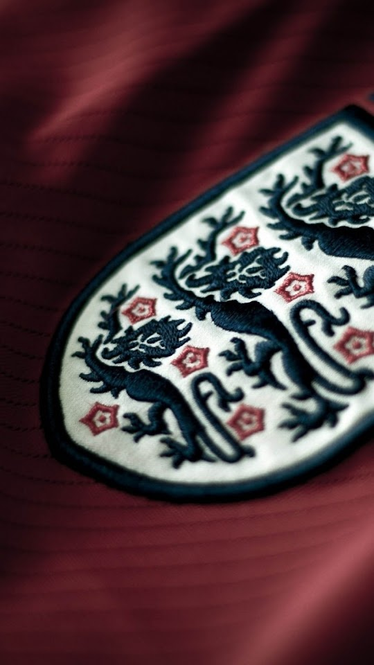 England Football Shirt Crest World Cup 2014  Galaxy Note HD Wallpaper