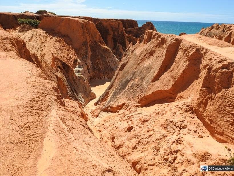 Falésias de Morro Branco - O que fazer em Fortaleza (Ceará) - 58 atrações