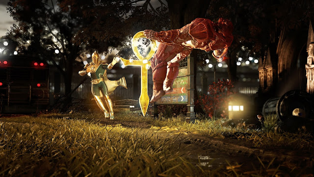 doctor fate in injustice 2