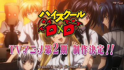 Download 1 indo season episode sub dxd school high 2