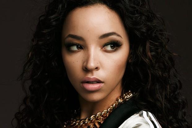 """Tinashe posa para """"Georgie Magazine"""", Habla sobre su álbum y Kesha"""