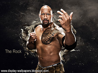 WWE The Rock HD Wallpapers