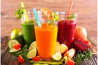 ত্বক ভালো রাখতে ফলের রস - Juice to better skin