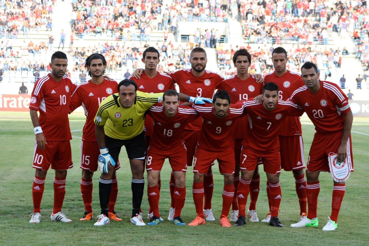 Libanon FuГџball