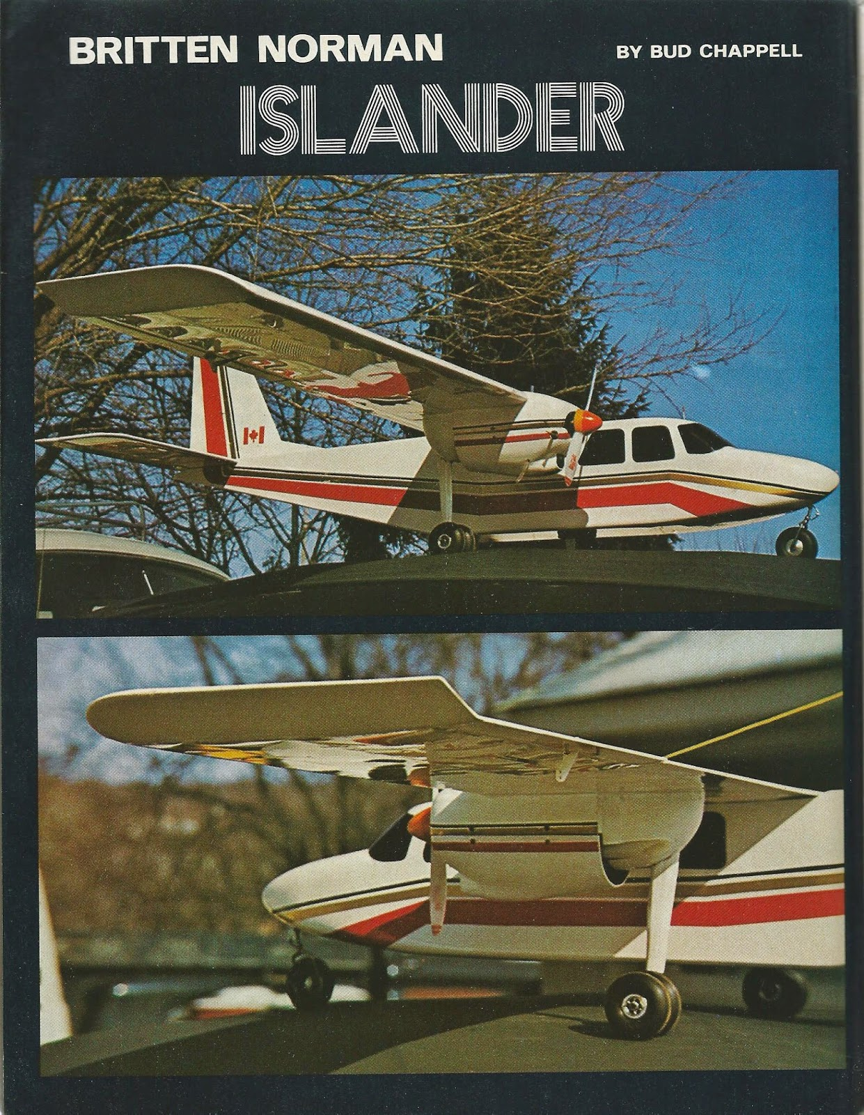 RCM *Britten-Norman Islander* Article and Plan
