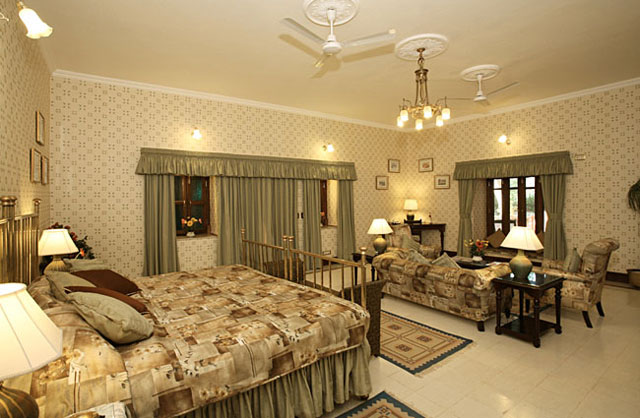 Suites in Gajner Palace, Bikaner